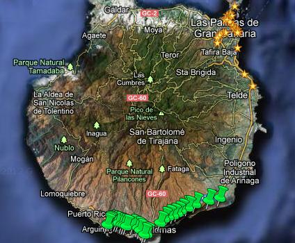 Victoria del Movimiento Naturista en el Sur de Gran Canaria