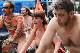 Ciclo-nudista 2013 en tu ciudad