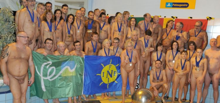 Cronica de la 42 Gala de Natación Naturista Internacional en Piriac-Sur-Mer
