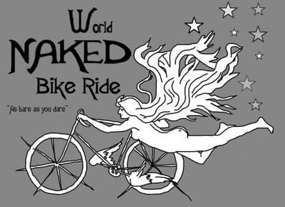 Disfruta de tu ciudad en bici y en desnudez