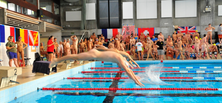 44 GALA DE NATACION INTERNATIONAL