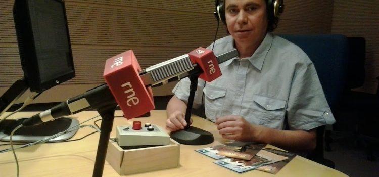 Entrevista en El canto del Grillo de Radio Nacional