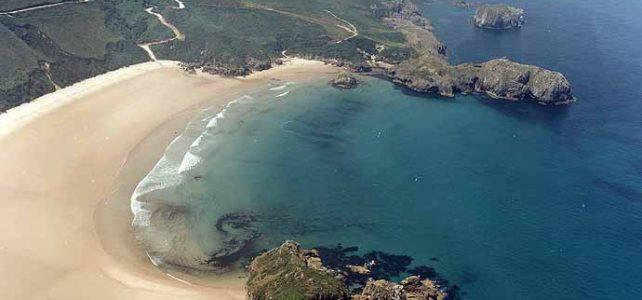 Playa de Torimbia, Llanes - Niembrú, Asturias.