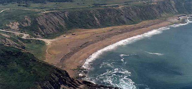 Playa de Azkorri o Gorrondatxe
