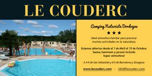 Camping Le Courderc