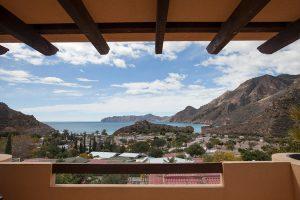 Portus, Cartagena, desde Hacienda Montalvo. Encuentro del Sur de Europa