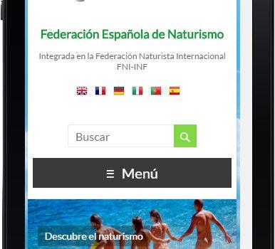 La nueva web de la FEN pone todas las playas en tu mano