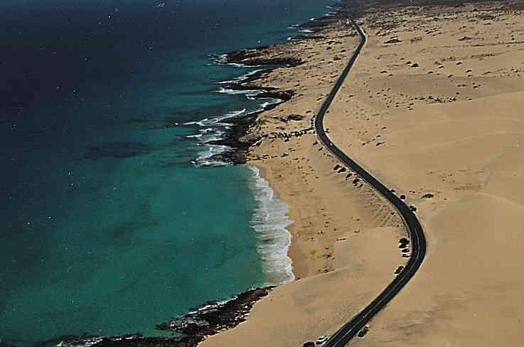 Nudista Fuerteventura Playa Alzada