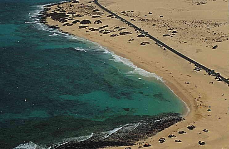 Nudista Fuerteventura El Moro