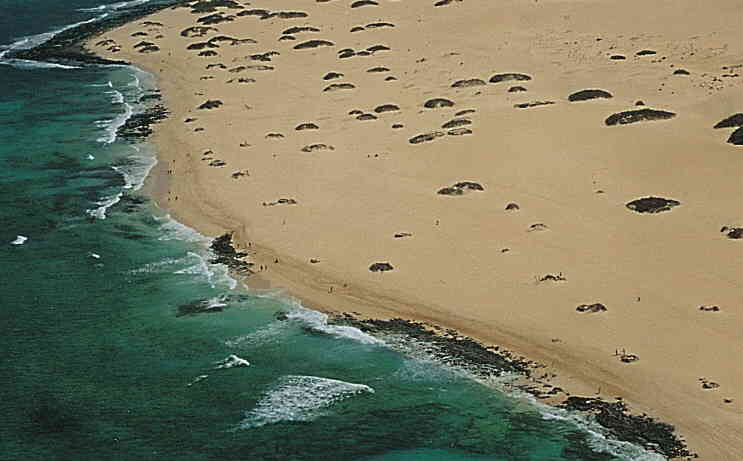 Nudista Fuerteventura Playa Los Martos