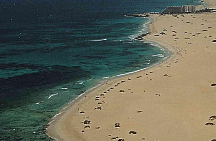 Nudista Fuerteventura El Pozo