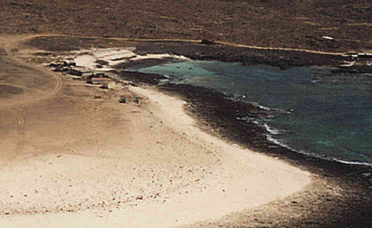 Nudista Fuerteventura Punta Blanca