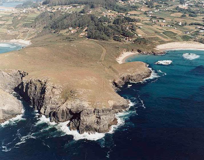 Nudista Pontevedra Porto Carrizo