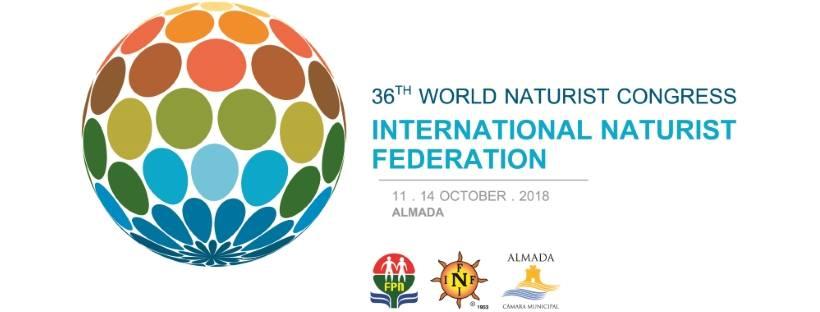 36 Congreso Mundial Naturista en Portugal