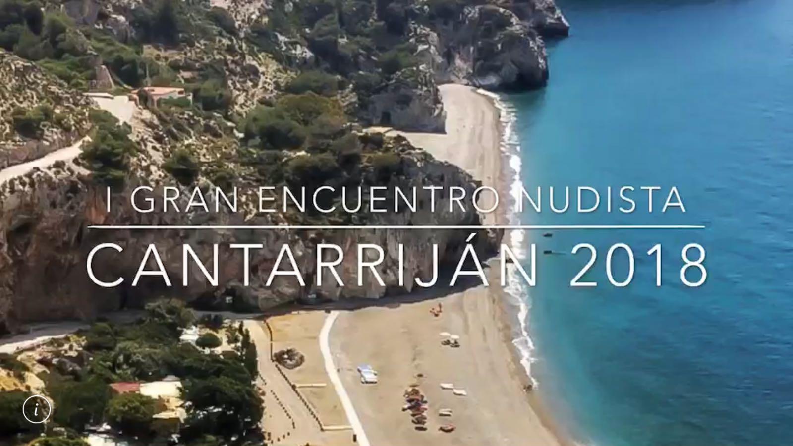 Cantarriján 2018 encuentro naturista