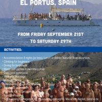 South European Naturist Meeting El Portus 2018