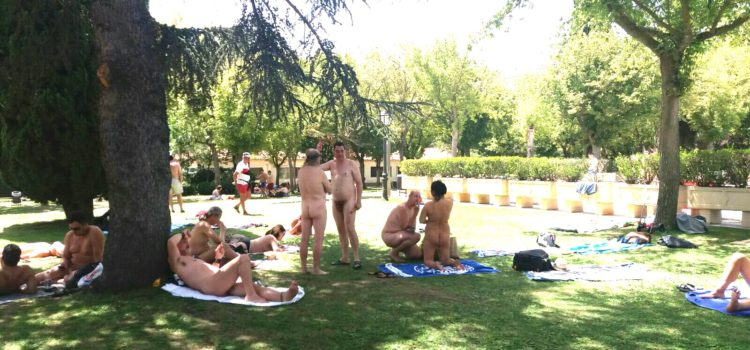 Día sin Bañador en Aluche