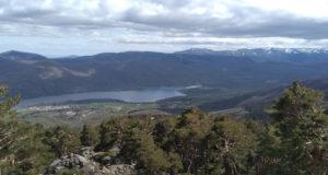 Alto Lozoya. Mirador Alto de la Pinarilla