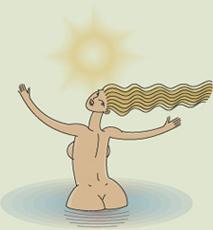 Manifiesto día sin bañador