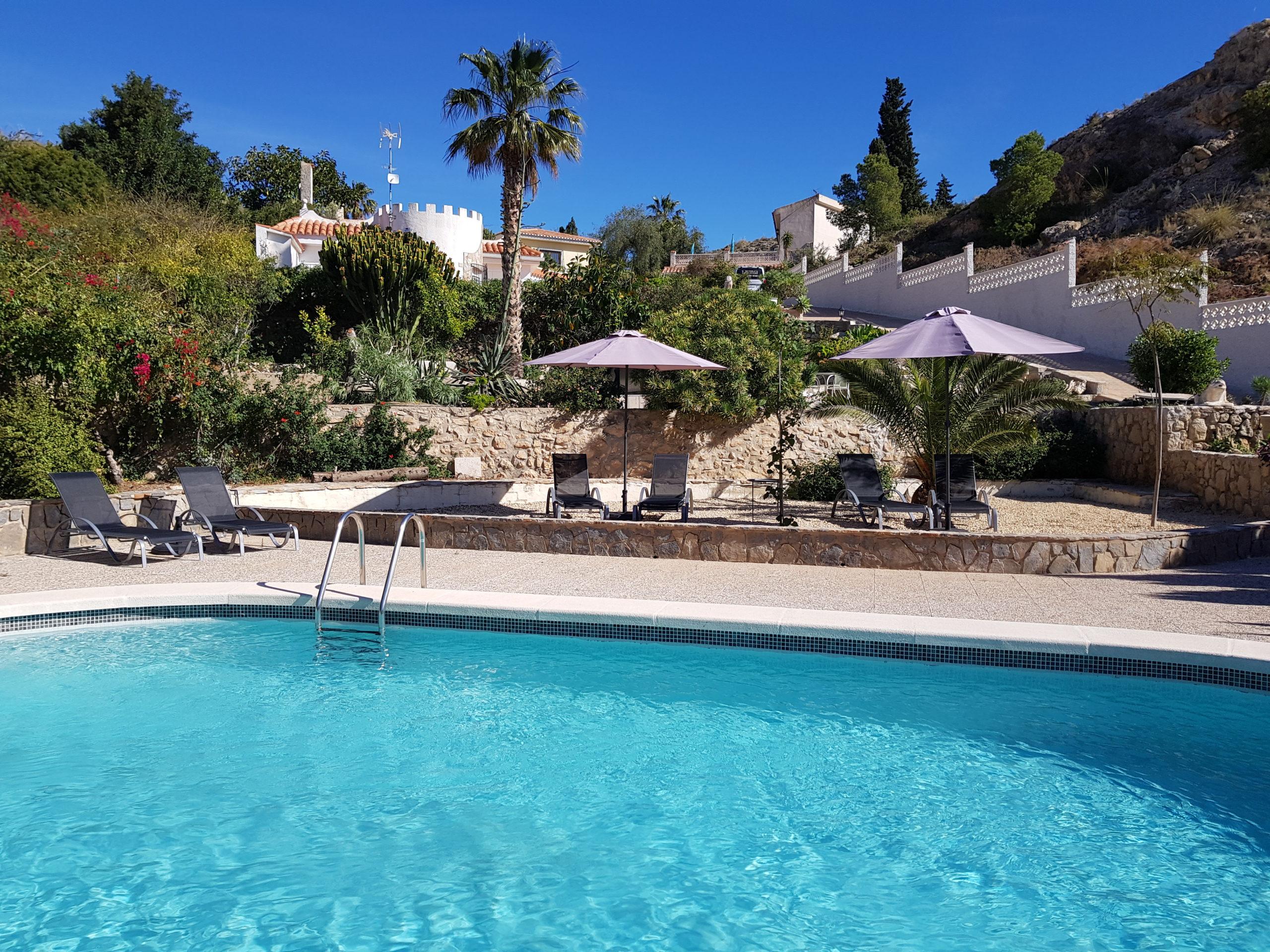 Lavinia Naturist Resort - Costa Blanca, Alicante. Villas Naturistas.